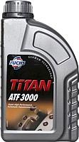 Жидкость гидравлическая Fuchs Titan ATF 3000 Dexron 2D / 601427169 (1л, красный) -