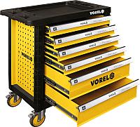 Тележка инструментальная Vorel 58539 -