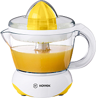 Соковыжималка Hottek HT-978-002 (желтый) -