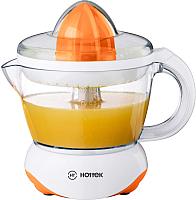 Соковыжималка Hottek HT-978-003 (оранжевый) -