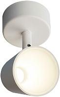 Спот Elektrostandard DLR025 5W 4200K (белый матовый) -
