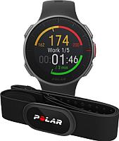 Фитнес-трекер Polar Vantage V HR (M/L, черный) -