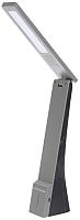 Настольная лампа Elektrostandard Desk TL90450 (черный/серый) -