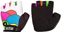 Перчатки велосипедные STG Candy / X95308-XS -