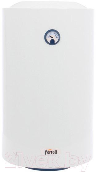 Купить Накопительный водонагреватель Ferroli, E-Glasstech VBO-80, Беларусь