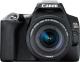 Зеркальный фотоаппарат Canon EOS 250D Kit EF-S 18-55mm III + сумка SB130 и SD-карта 16GB (черный) -