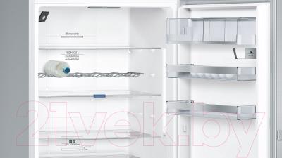 Холодильник с морозильником Siemens KG56NHI20R
