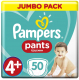 Подгузники-трусики Pampers Pants 4+ (50шт) -