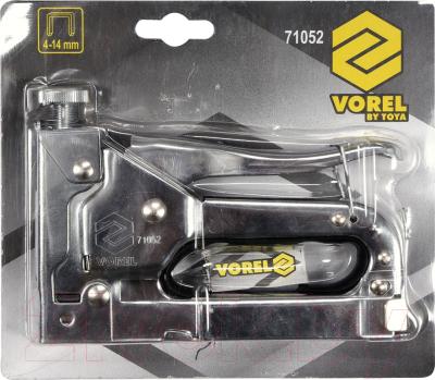 Механический степлер Vorel 71052