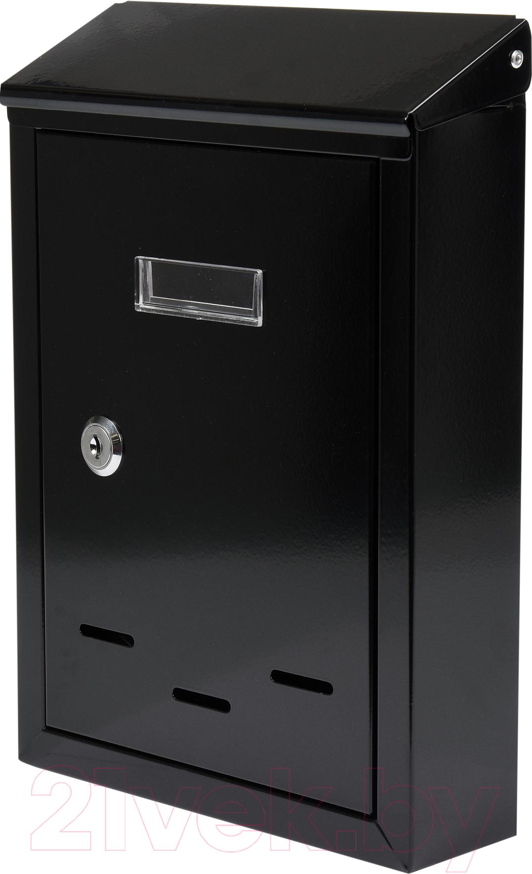 Купить Почтовый ящик Vorel, 78540, Польша, черный, сталь