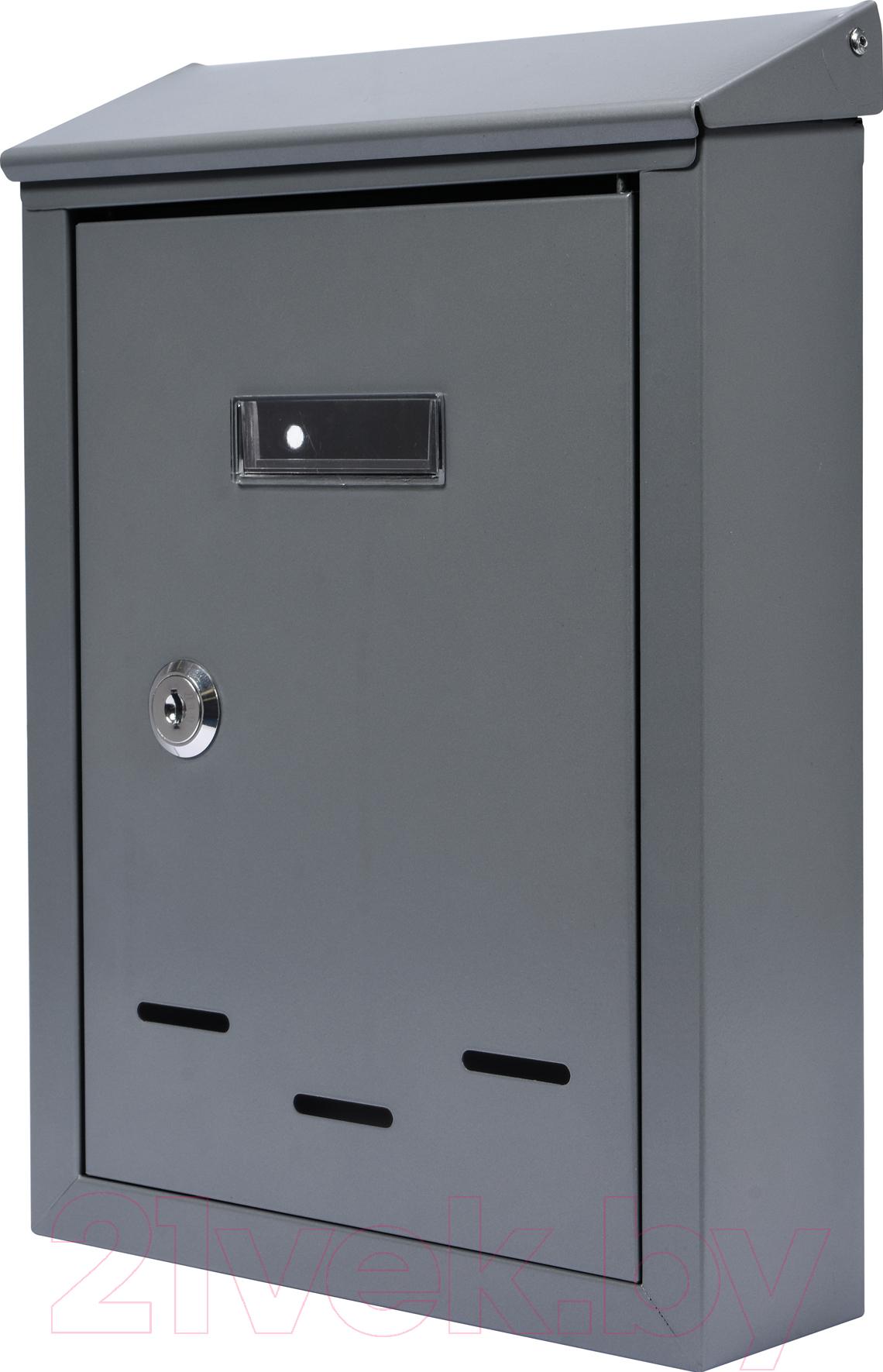 Купить Почтовый ящик Vorel, 78541, Польша, серый, сталь