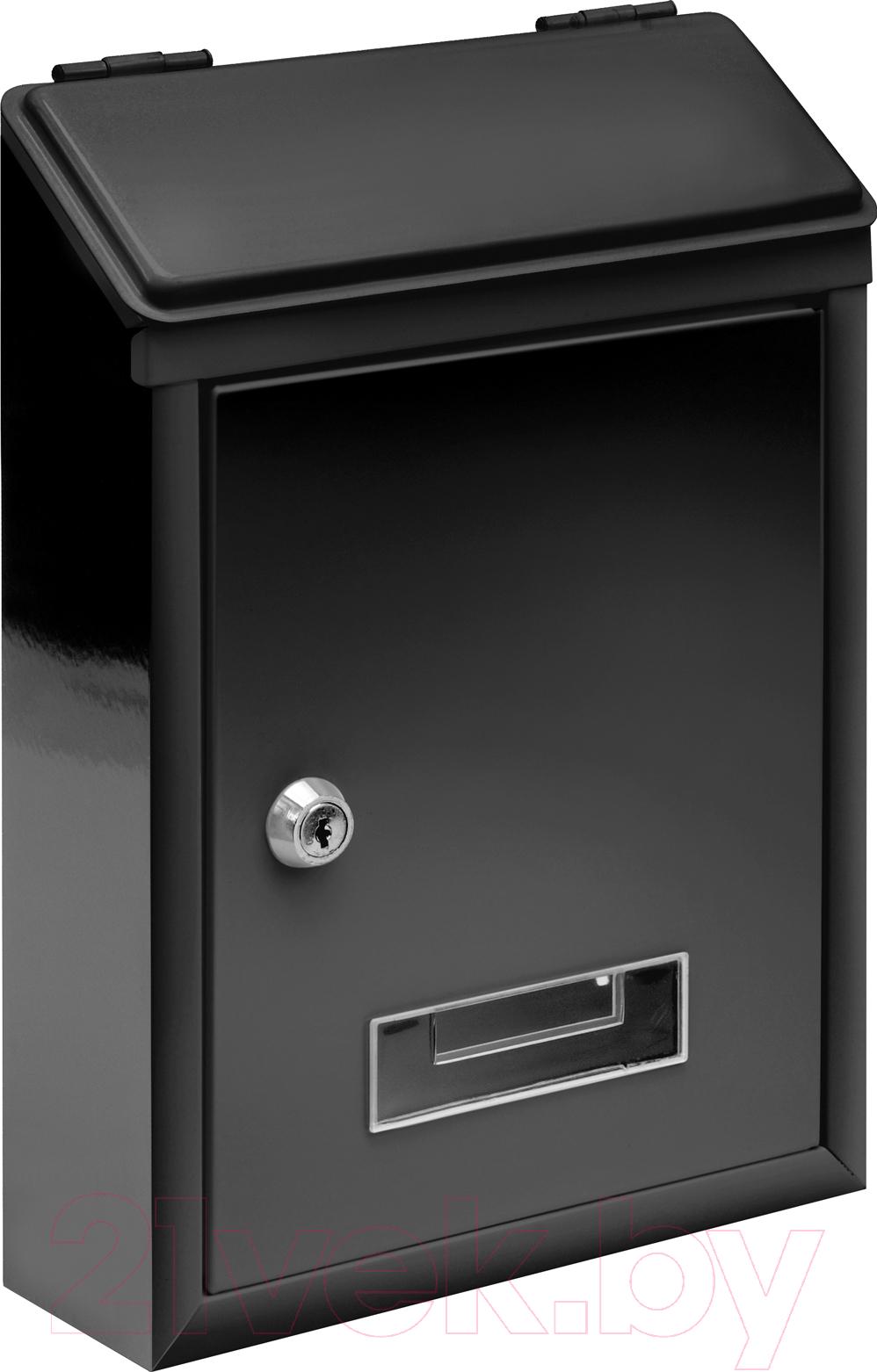 Купить Почтовый ящик Vorel, 78550, Польша, черный, сталь