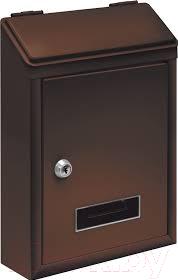 Купить Почтовый ящик Vorel, 78552, Польша, коричневый, сталь