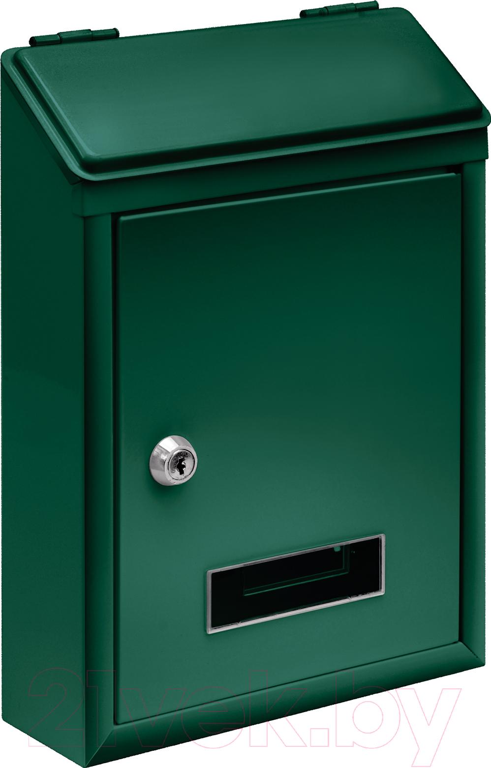 Купить Почтовый ящик Vorel, 78553, Польша, зеленый, сталь