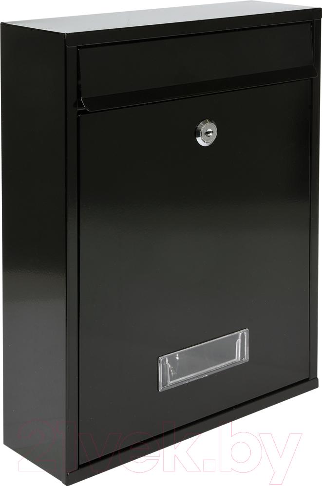 Купить Почтовый ящик Vorel, 78555, Польша, черный, сталь