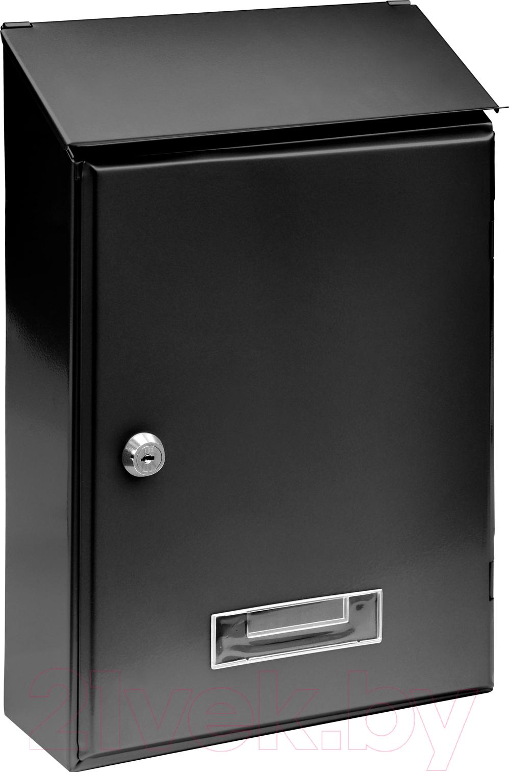 Купить Почтовый ящик Vorel, 78560, Польша, черный, сталь