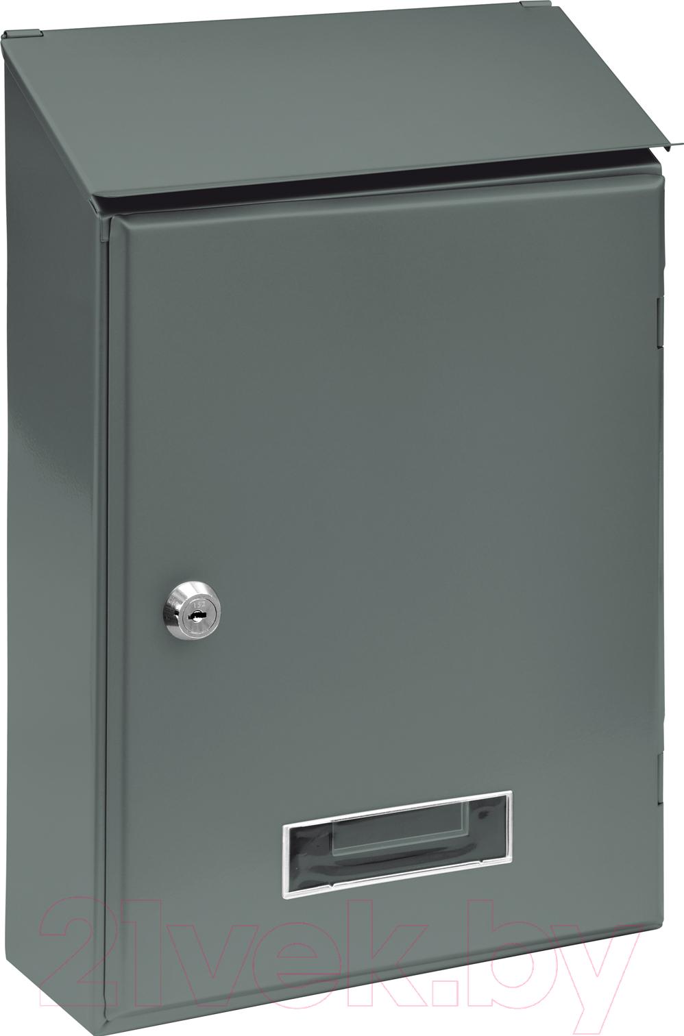 Купить Почтовый ящик Vorel, 78561, Польша, серый, сталь