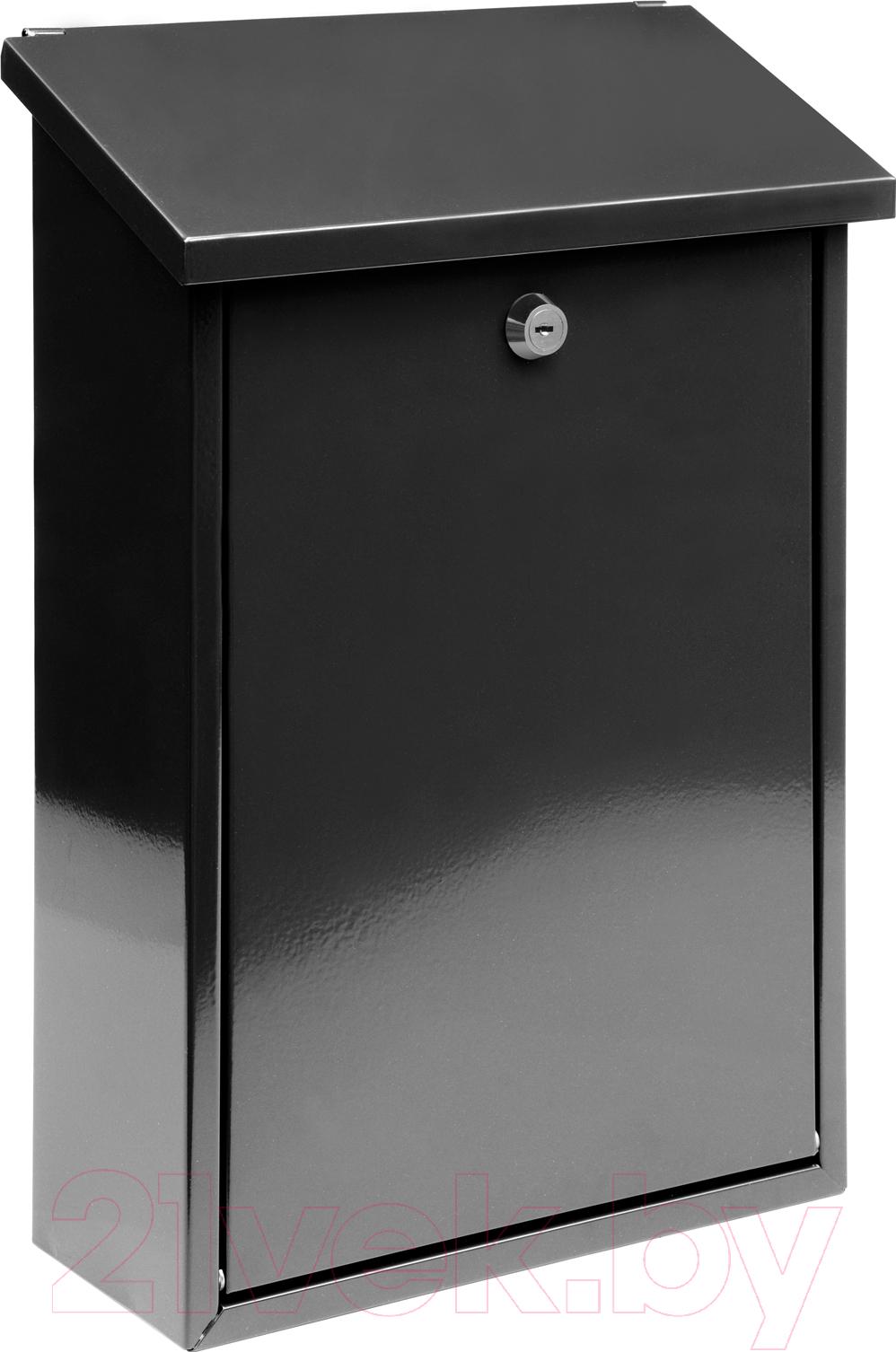 Купить Почтовый ящик Vorel, 78570, Польша, черный, сталь