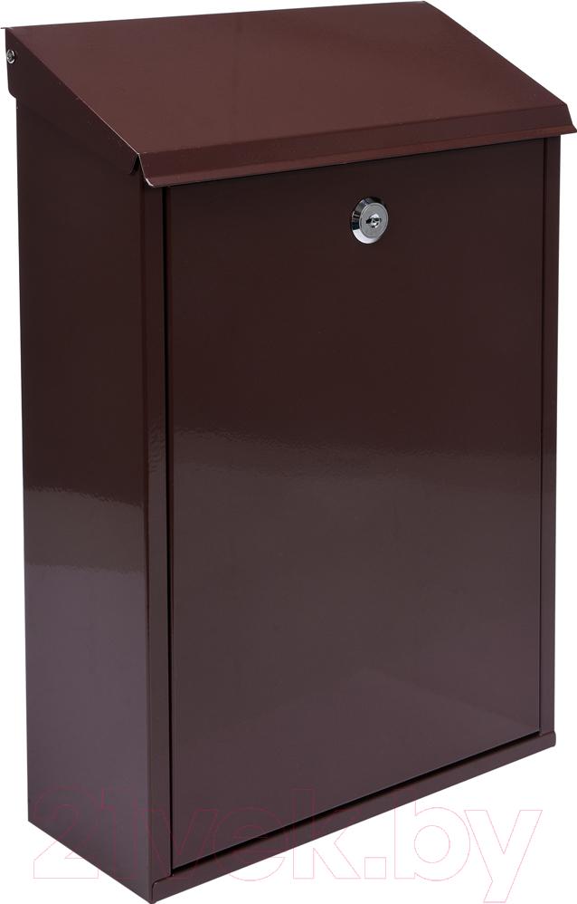 Купить Почтовый ящик Vorel, 78572, Польша, коричневый, сталь