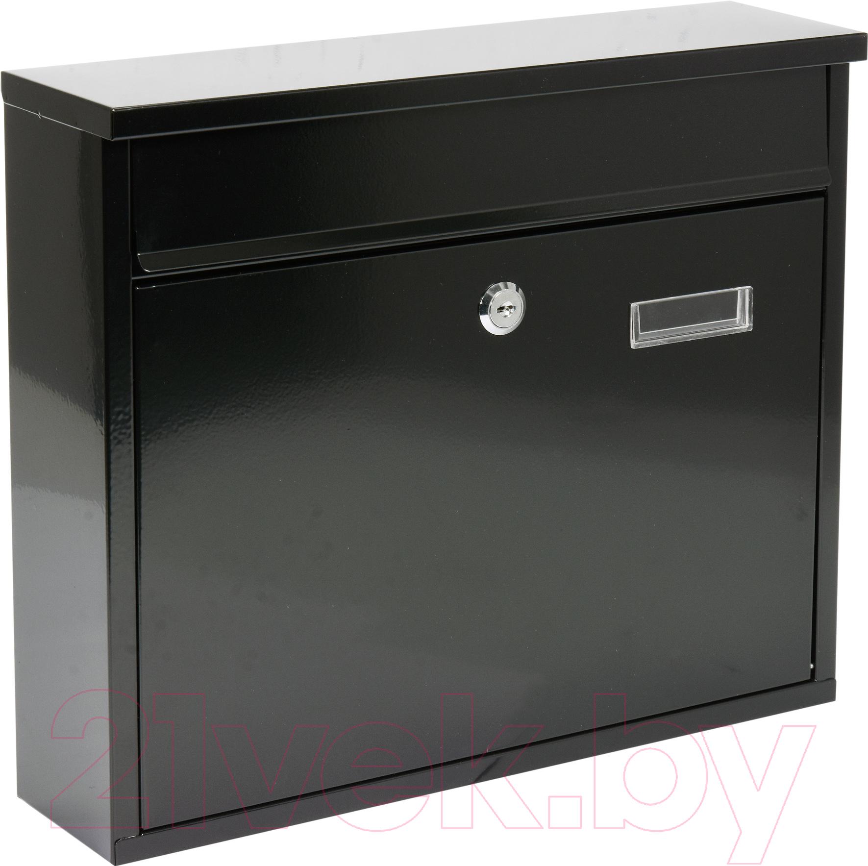 Купить Почтовый ящик Vorel, 78575, Польша, черный, сталь