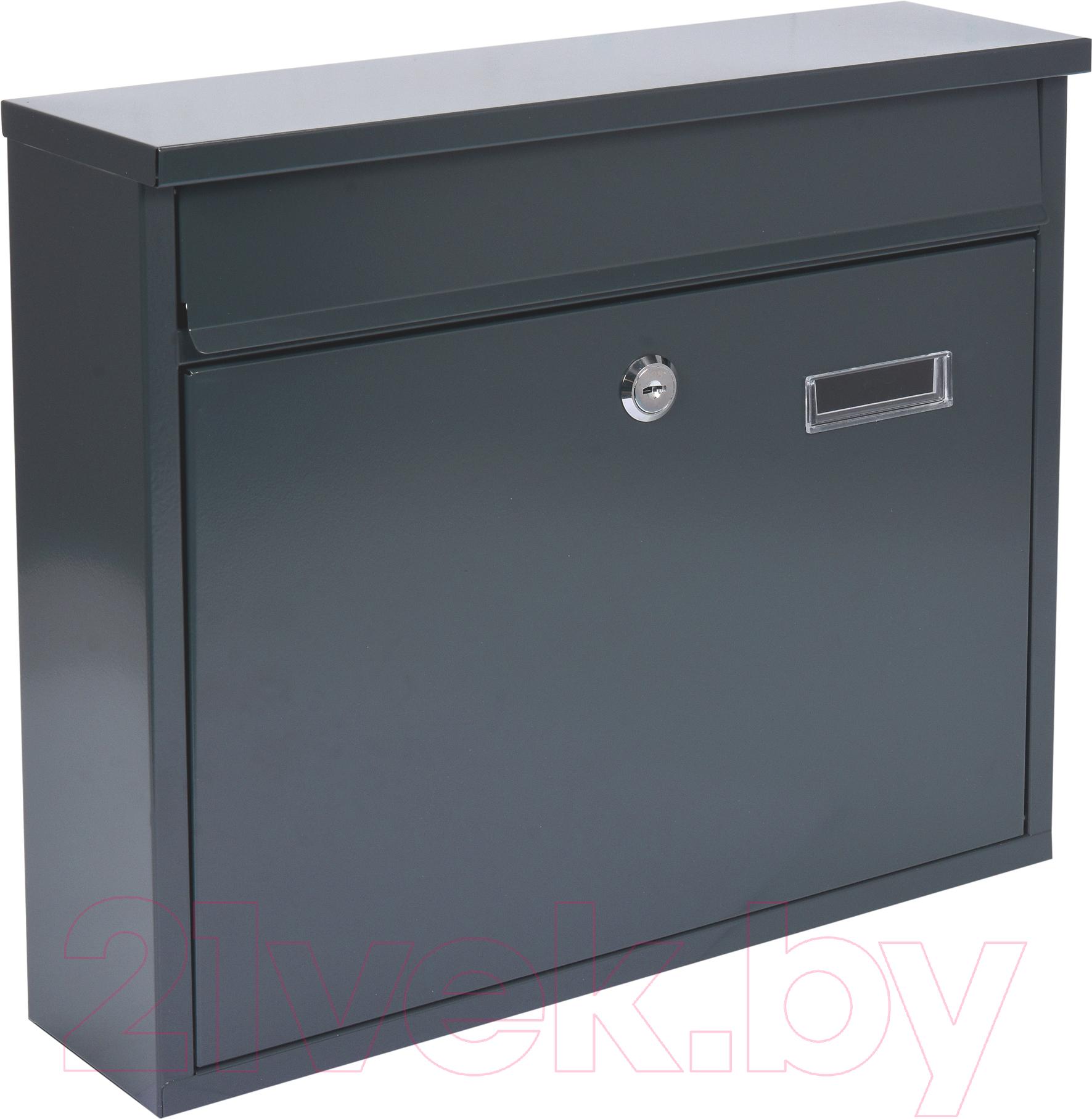Купить Почтовый ящик Vorel, 78576, Польша, серый, сталь