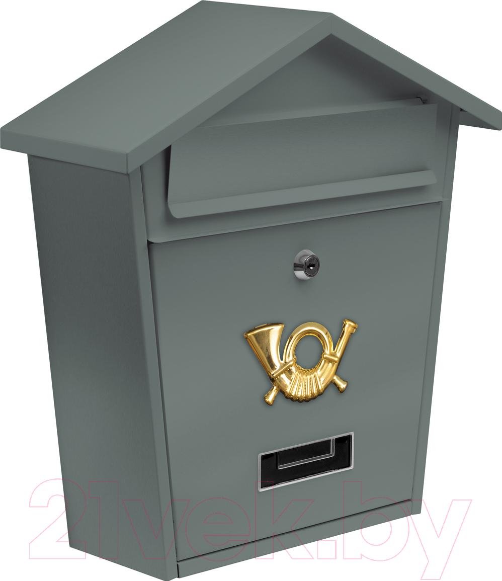 Купить Почтовый ящик Vorel, 78581, Польша, серый, сталь