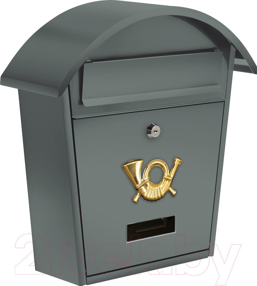Купить Почтовый ящик Vorel, 78586, Польша, серый, сталь