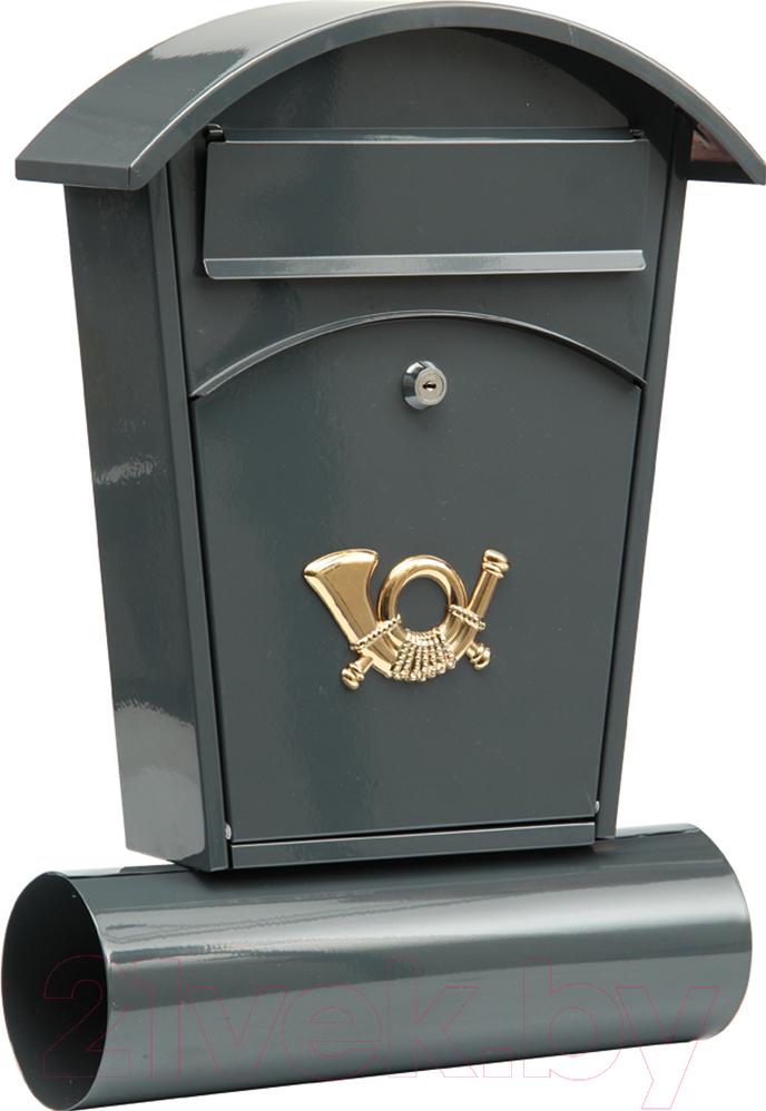 Купить Почтовый ящик Vorel, 78591, Польша, серый, сталь