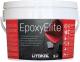 Фуга Litokol EpoxyElite Е.03 (2кг, жемчужно-серый) -