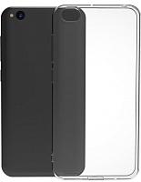 Чехол-накладка Case Deep Matte для Redmi GO (прозрачный глянец) -
