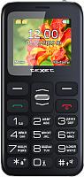 Мобильный телефон Texet TM-B209 (черный) -
