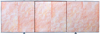Экран для ванны Perfecto Linea 36-000176 (1.7м, мрамор коралл) -