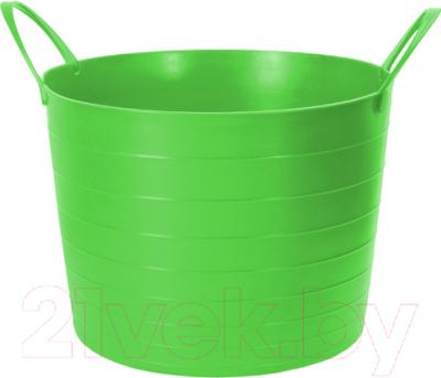 Корзина Idea М2881 (27л, зеленый)