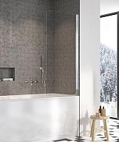 Стеклянная шторка для ванны Radaway Nes PNJ I 80 R / 10011080-01-01R -