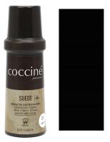 Крем для обуви Coccine Suede (75мл, черный) -