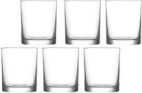 Набор бокалов для виски LAV Liberty LV-LBR316F -