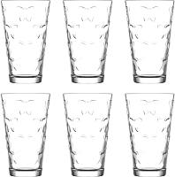 Набор стаканов LAV Kelebek LV-KLB266F -