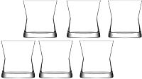 Набор бокалов для виски LAV Derin LV-DRN356F -