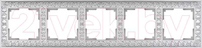 Купить Рамка для выключателя Werkel, Antik WL07-Frame-05 / a031786 (жемчужный), Россия, пластик, Antik (Werkel)