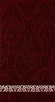 Полотенце Privilea Калипсо / 11с36 (50x90, бордовый) -