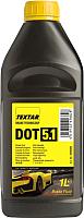 Тормозная жидкость Textar DOT 5.1 / 95006600 (1л) -