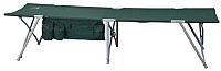 Раскладушка GREENELL BD-3 (зеленый) -