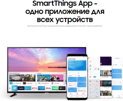 Телевизор Samsung UE50NU7002UXRU