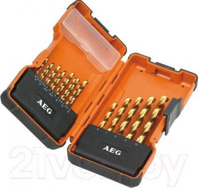 Набор сверл AEG Powertools 4932352243 - общий вид
