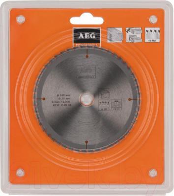 Пильный диск AEG Powertools 4932352874 - общий вид