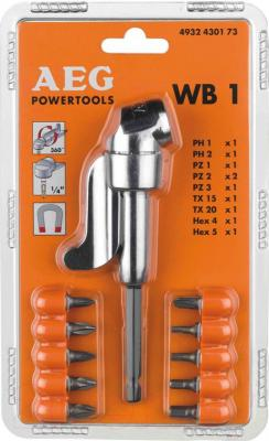 Насадка для электроинструмента AEG Powertools WB 1 (4932430173) - общий вид