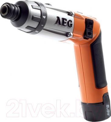 Электроотвертка AEG Powertools SE 3.6 Li (4935413165) - общий вид