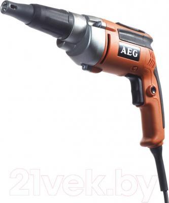 Профессиональный шуруповерт AEG Powertools S 2500 E (4935413225) - общий вид