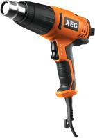 Профессиональный строительный фен AEG Powertools HG 600 V (4935441025) -