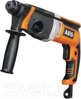 Профессиональный перфоратор AEG Powertools KH 26 XE (4935428910) - общий вид